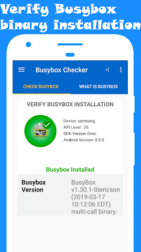 Root / Busybox Checker