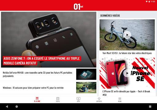 01net: tutte le informazioni di alta tecnologia