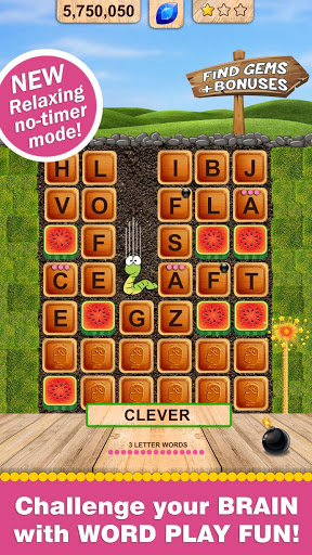Word Wow Seasons: più verme!