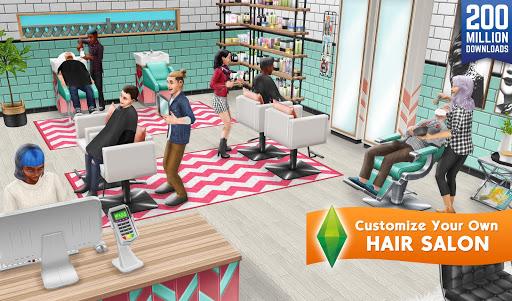 Anime incontri Sims iPad