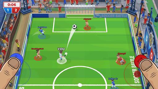 Soccer Battle - PvP online