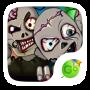 icon Zombies GO Keyboard Theme