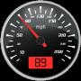 icon Racing Speedometer