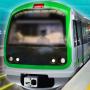 icon ?Bangalore Metro Train 2017