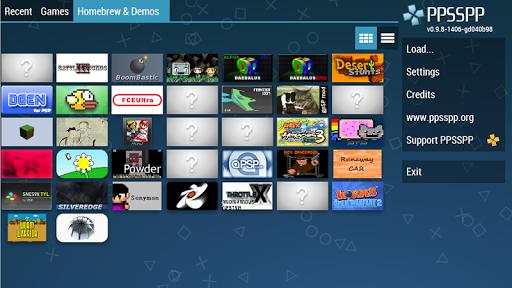 PPSSPP - emulatore PSP
