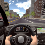 icon Racing Game Car