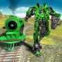 icon Future Subway Euro Train Transformation Robot War