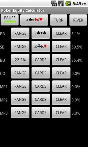 Poker Equity Calculator