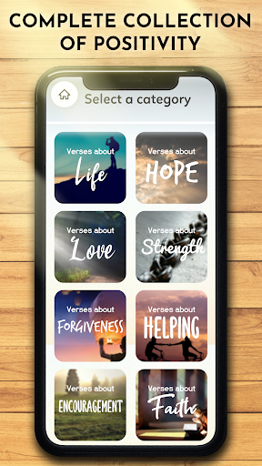 Bible Word Puzzle Games : Connect & Collect Verses