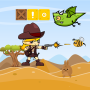 icon Superhero - a platform game