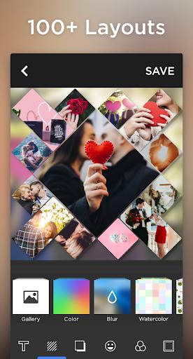 Photo Collage Editor e Collage Maker - Quick Grid