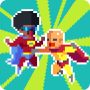 icon Pixel Super Heroes