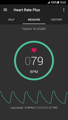 Frequenza cardiaca Plus