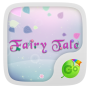 icon Fairy Tale Go Keyboard Theme