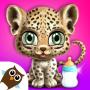 icon Baby Jungle Animal Hair Salon