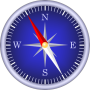 icon Compass and GPS
