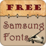 icon Free Fonts for Samsung