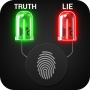 icon Finger Lie Detector prank App