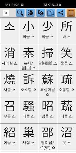 Conversione di caratteri cinesi